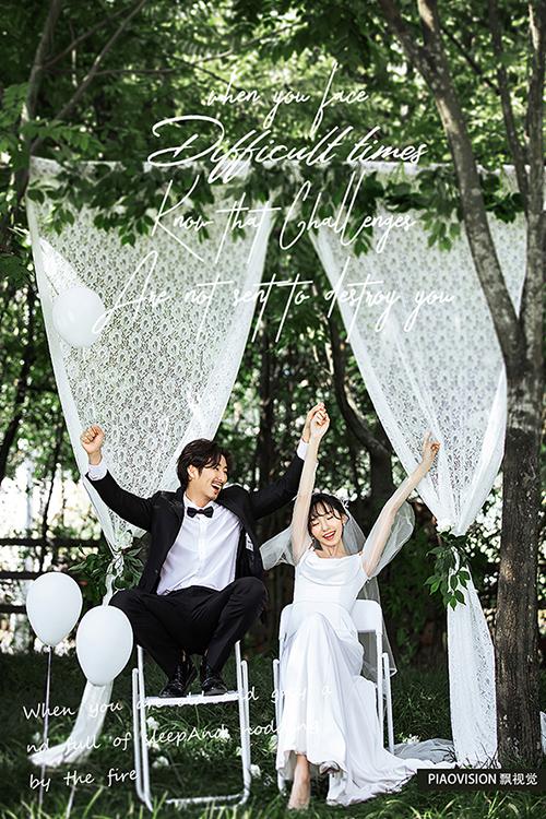 清新旅拍-森系婚禮
